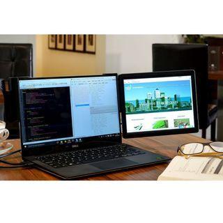 Duex 便攜notebook外置雙屏幕