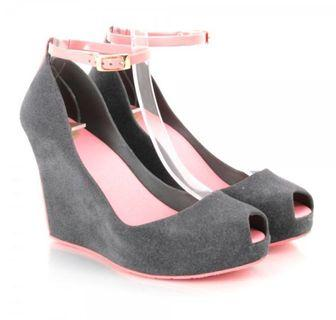 Melissa wedges wedged shoes