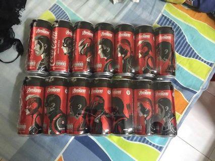 Coca Cola Coke Avengers Endgame Marvel