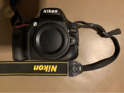 Nikon D5100, Photography, Cameras, DSLR on Carousell