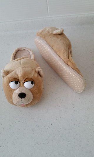 🚚 Bear slipper