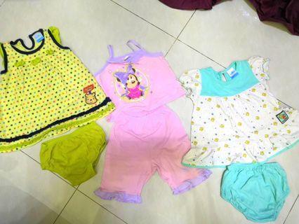 3 Disney sets  for RM18