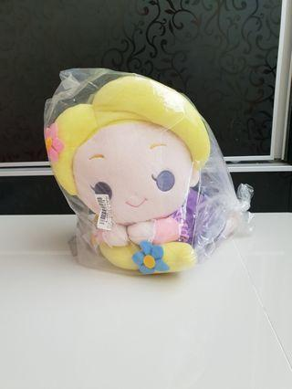 Disney rapunzel soft toy plushie