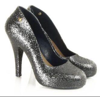 Vivienne Westwood Melissa sparkling heels shoes