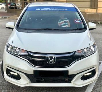 [ REDUCED DP ] HONDA JAZZ 1.5 E