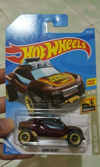Diecast hot wheels dune daddy