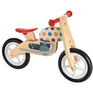 BNIB ELC Wooden Balance Bike