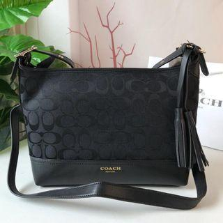 【Sale】Coach Black shoulder bag