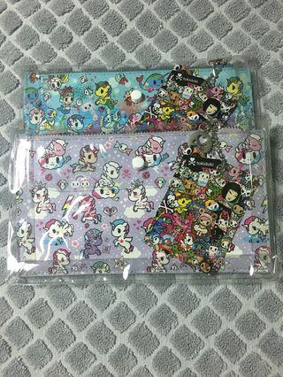 🚚 Tokidoki flat purse