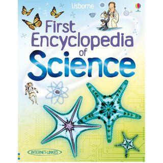 (BN) Usborne: First Encyclopedia of Science