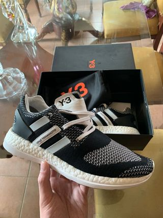 9a34092ce1926 Y-3 Pure Boost Zg Knit OG sz 8