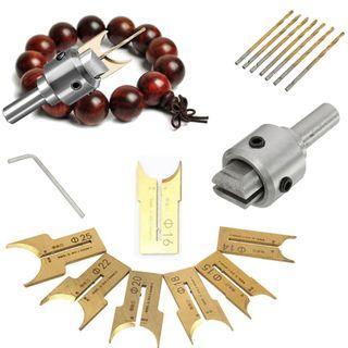 drill tasbih @ bor tasbih 6mm-12mm