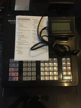 Cash Register (mesin kasir) Sharp XE-A207B