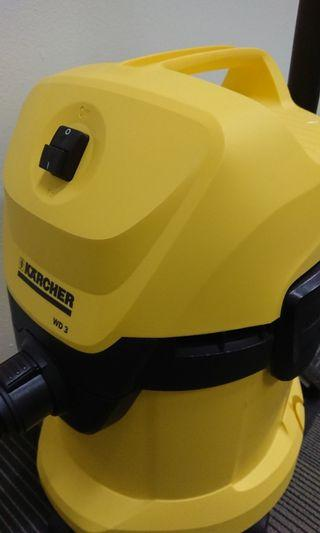 Karcher WD3 Wet/Dry vacuum cleaner