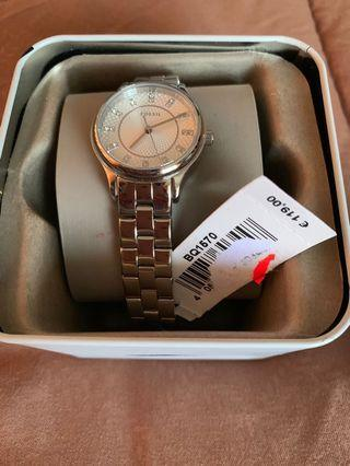 Authentic Fossil Ladies Watch