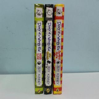 Diary of a Wimpy Kid-Books