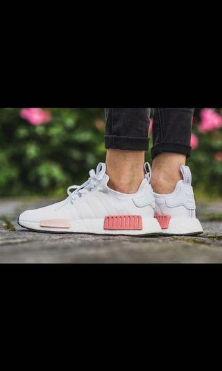 30ff6c8d8a9 nmd r1 pink   Sneakers   Carousell Singapore