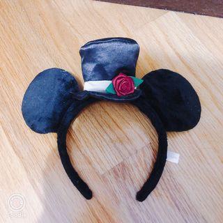 mickey mouse 米奇 頭箍 disney land