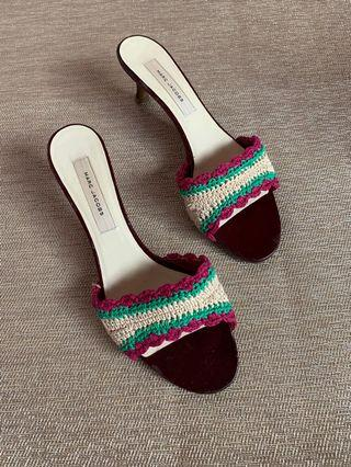 Authentic marc  jacobs sandals