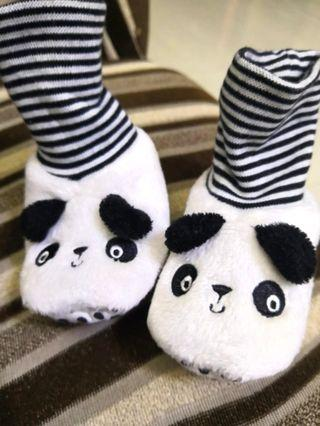 Cute Mothercare booties