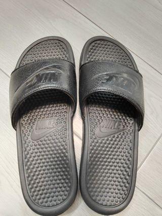 Us10 Nike 拖鞋 343880 001
