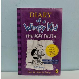 Diary of a Wimpy Kid-Book