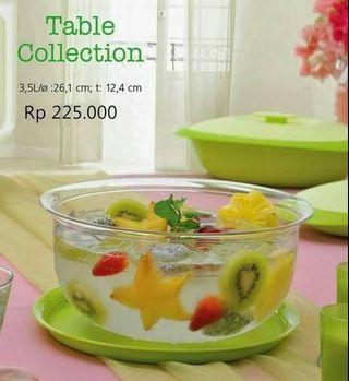 Tupperware Table Collection 3,5 Liter