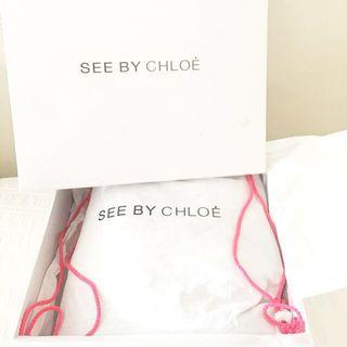 Chloe Ankle Wedge Boots