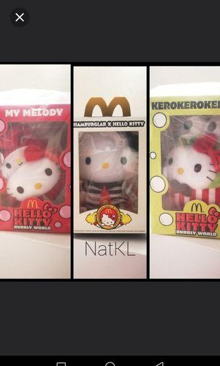 NEW Hello Kitty Set (3pcs)