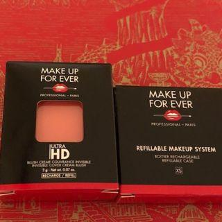 MAKE UP FOREVER REFILABLE , INVISIBLE COVER (包郵費)