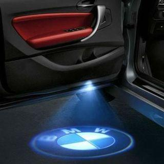 LED DOOR PROJECTOR FOR BMW INCLUDING INSTALLATION FOR ALL 4 DOORS