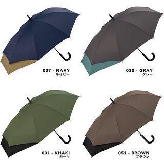 日本 WPC 新款加長版雨傘 wpc遮