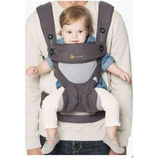 Ergobaby 360 Baby Carrier Multi function Breathable Infant Carrier Backpack
