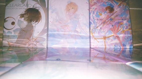 百變小櫻MagicCard橫間簿