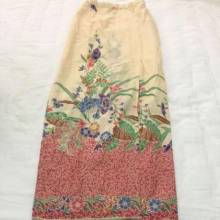 Peranakan Skirt