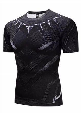 Black Panther Gym / Sports Wear