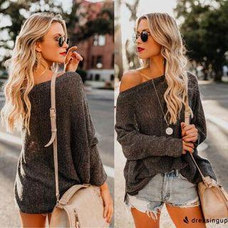 Pullover Blouse