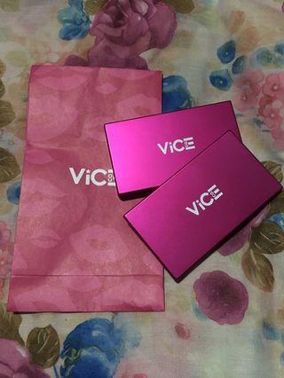 Vice Cosmetics Duo Finish Foundation in Moreyna & Kinesa