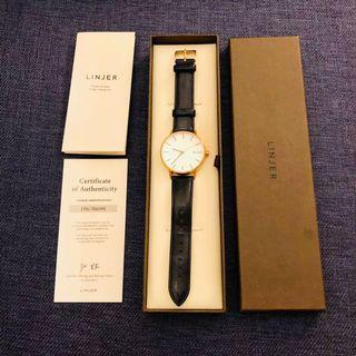 Linjer The Minimalist Watch 41mm