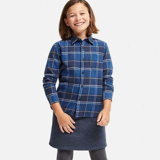 Uniqlo Flannel Shirt size 150