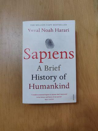 Sapiens - A brief History of Human Kind