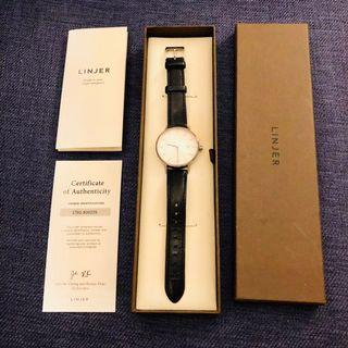 Linjer The Minimalist Watch 38mm