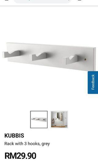 Ikea Kubbis Hook