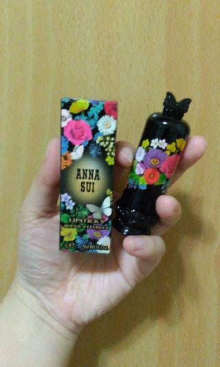 (搬家出清) Anna sui 薔薇花園透亮唇膏 #200