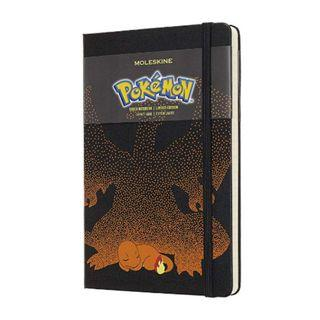 [PO] Moleskine Charmander Limited Edition lined large notebook