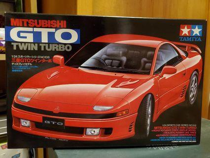 Mitsubishi GTO 模型