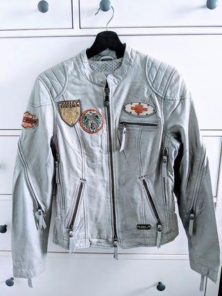 Harley-Davidson Womens Leather Jacket size S