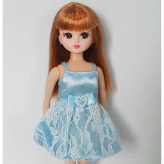 Licca doll auburn