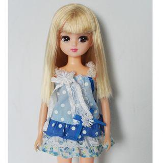 Licca doll Blonde