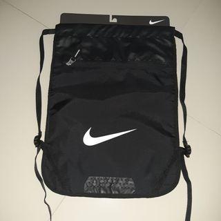 Nike Adidas drawstring bag